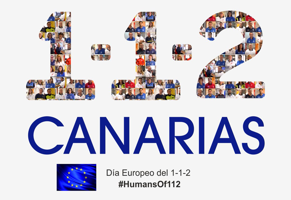 1-1-2 Canarias's photo on #HumansOf112