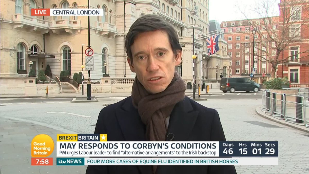 Good Morning Britain's photo on Rory Stewart