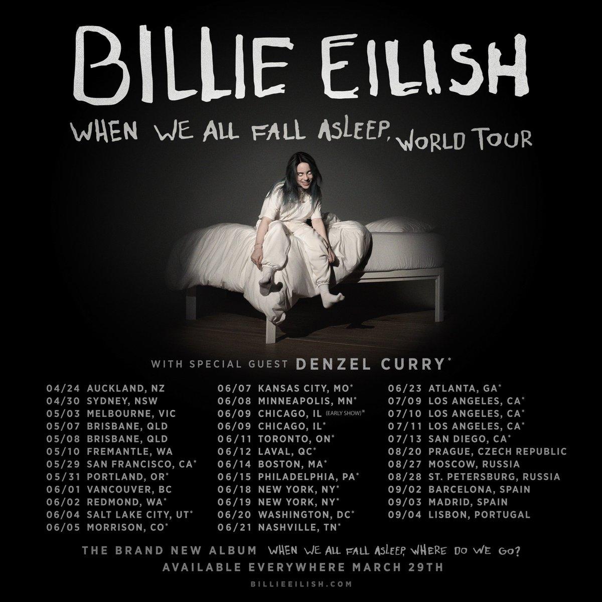 Billie eilish sydney meet and greet tickets