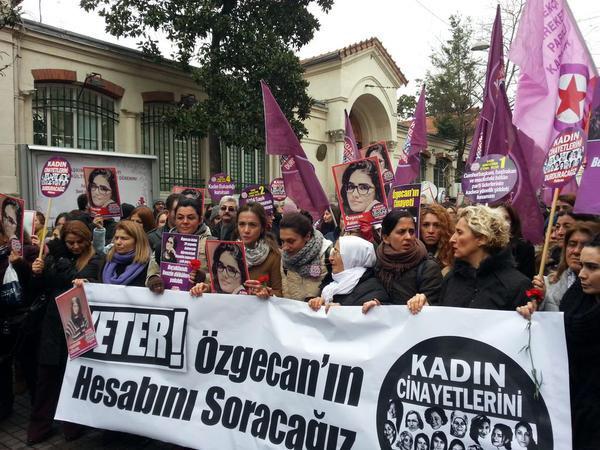 Kadın Cinayetleri's photo on #ÖzgecanAslan