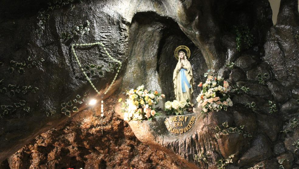 Virgen de Medjugorje's photo on Virgen de Lourdes