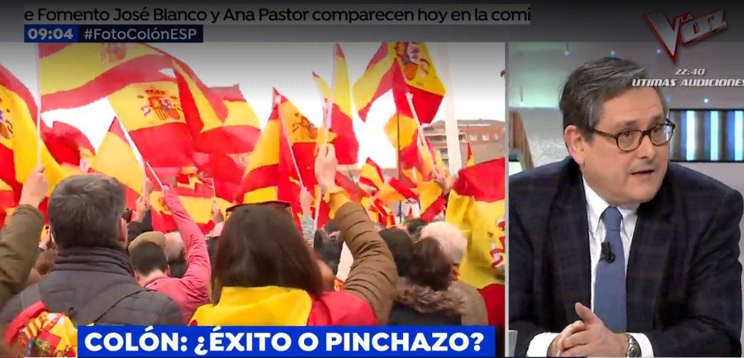 Francisco Marhuenda's photo on #FotoColónESP