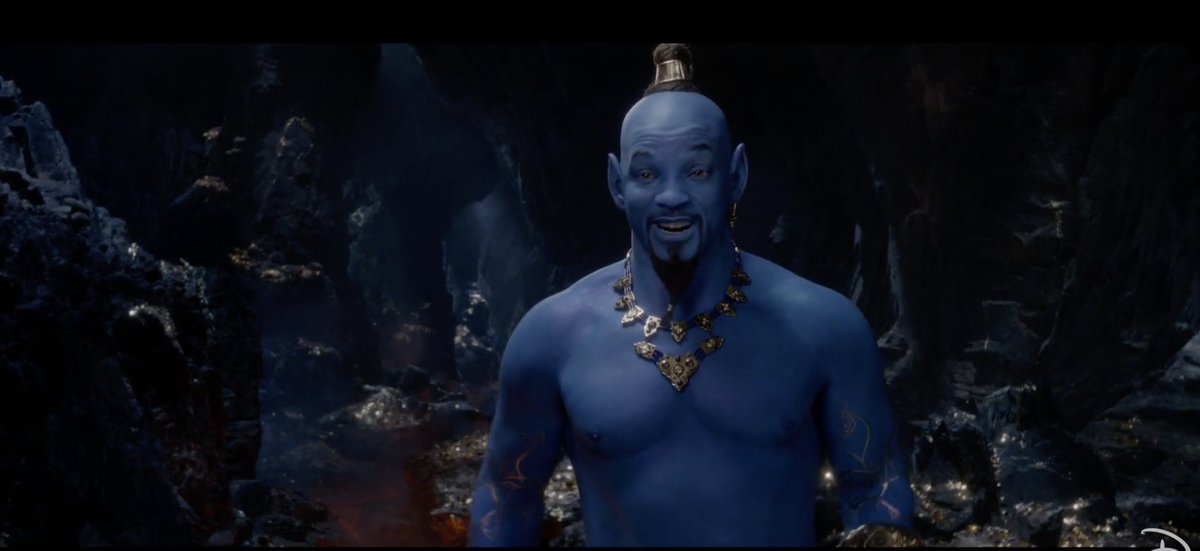 We Love Cinema's photo on #Aladdintrailer