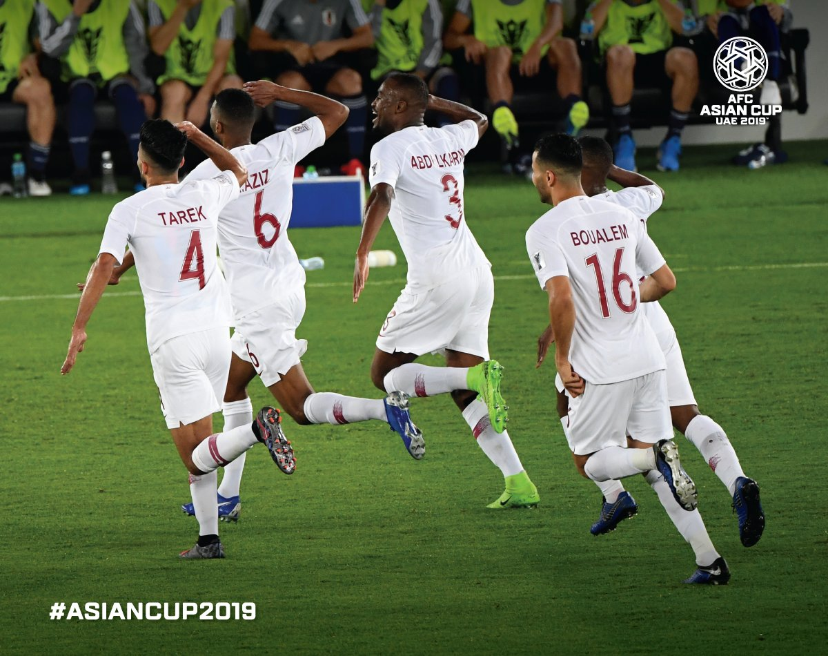 #AsianCup2019's photo on #MotivationalMonday