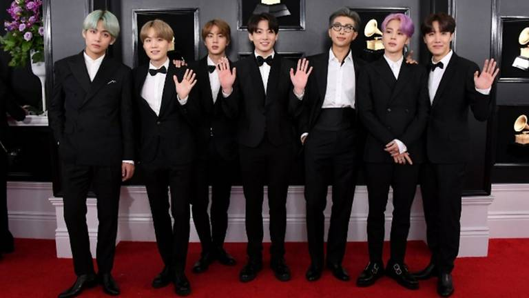 BTS makes history as the first K-Pop Grammy presenters https://t.co/BwquNCEvwW