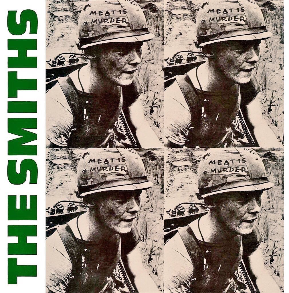 34 years ago today (11/2/1985) - The Smiths released their second studio album, 'Meat Is Murder'.