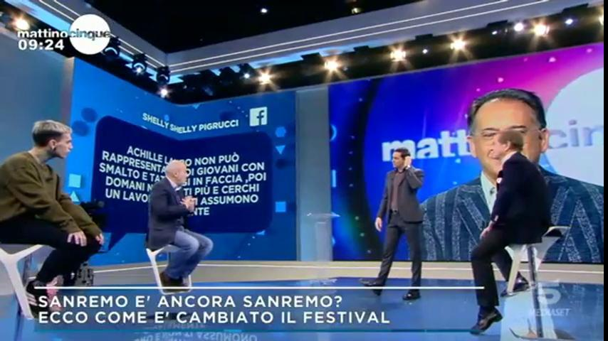 Mattino5's photo on #Sanremo2019