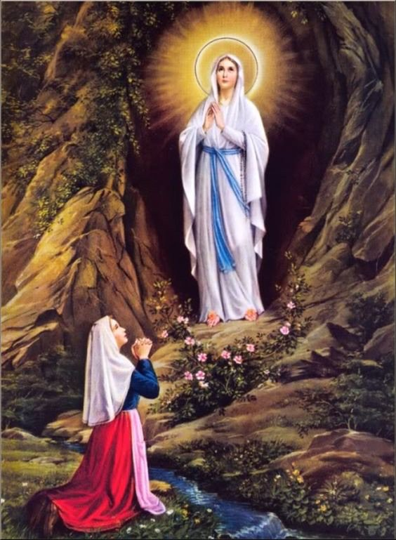 HCPT's photo on our lady of lourdes