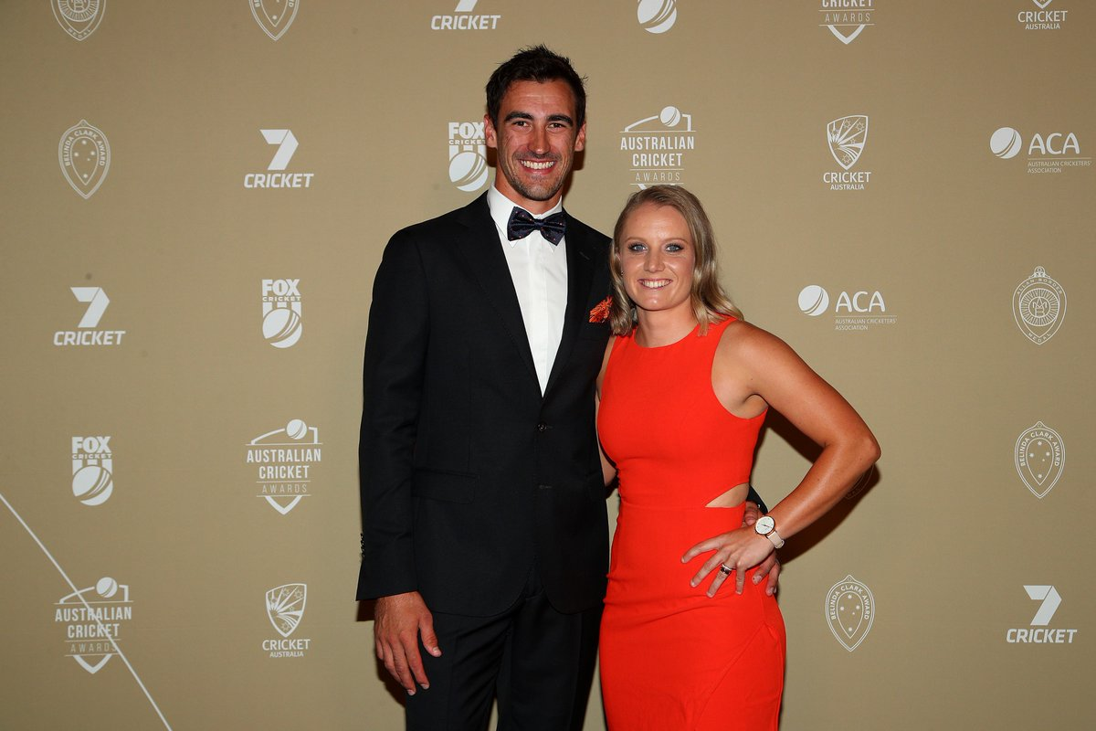 cricket.com.au's photo on belinda clark award