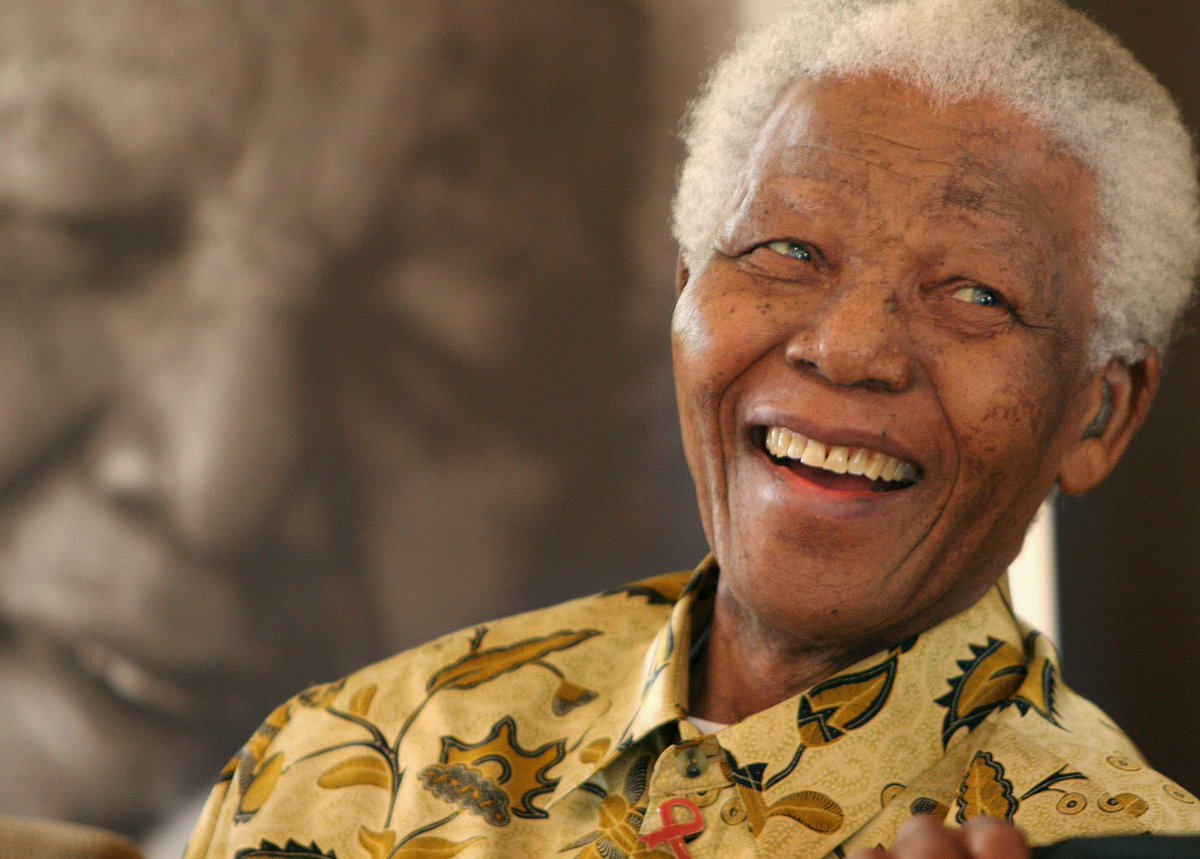 La Forja - Jovent Revolucionari's photo on Nelson Mandela