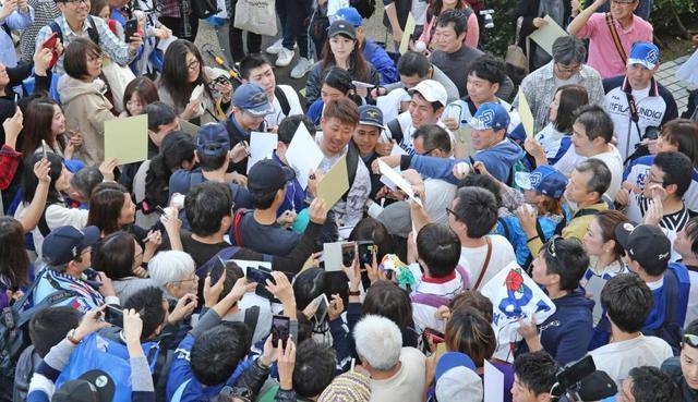 野球大好き's photo on 松坂大輔