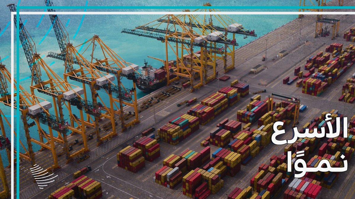 التواصل الحكومي's photo on #ميناء_الملك_عبدالله