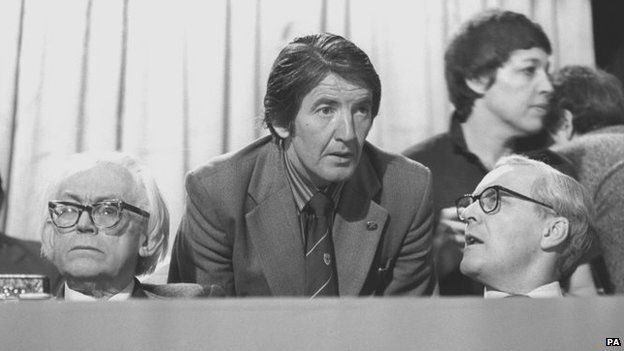 English Radical History's photo on Dennis Skinner