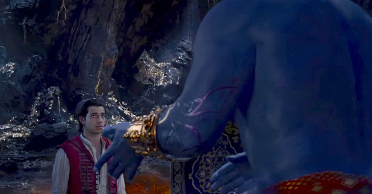 El Output's photo on #Aladdintrailer