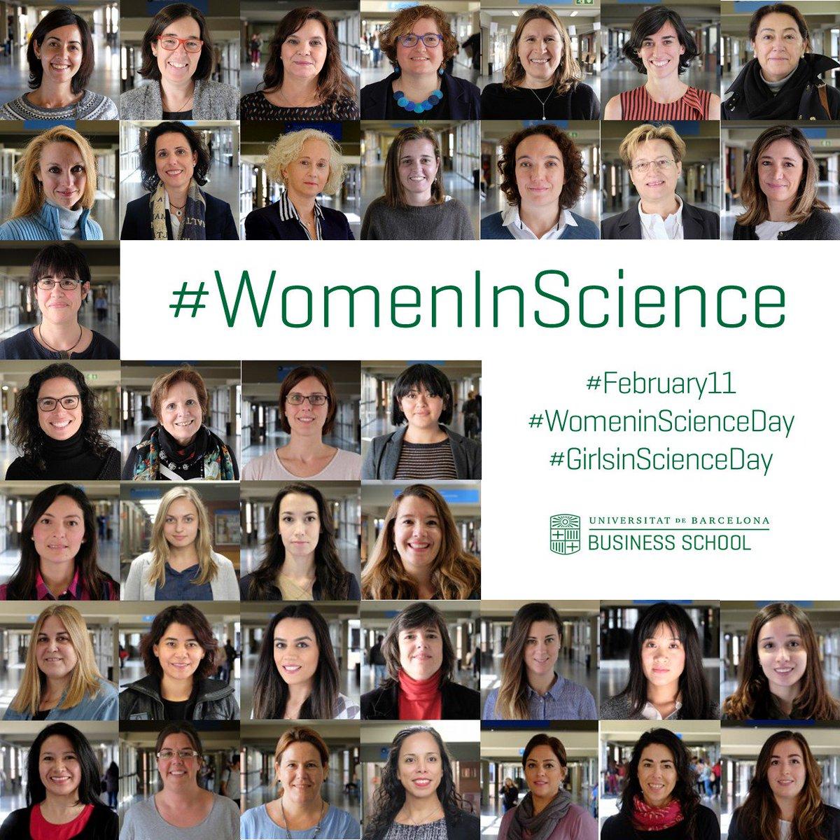 UB Business School's photo on #GirlsinScience