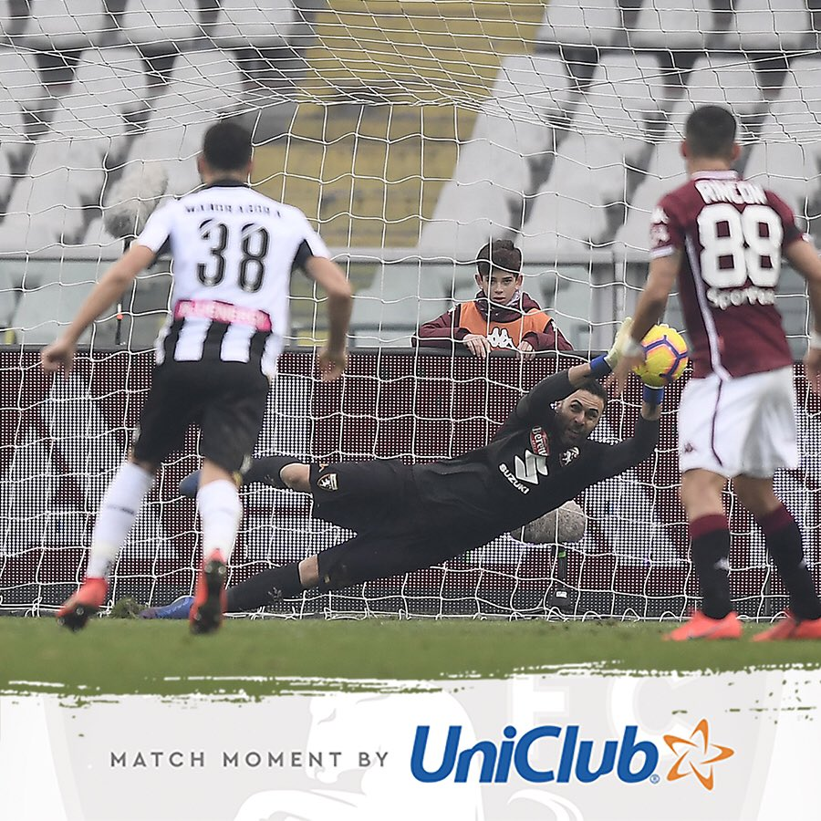 Torino Football Club's photo on #TorinoUdinese