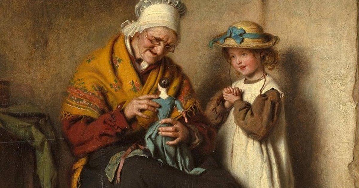 Финские ученые подтвердили существование «эффекта бабушки» http://dlvr.it/QydPdd