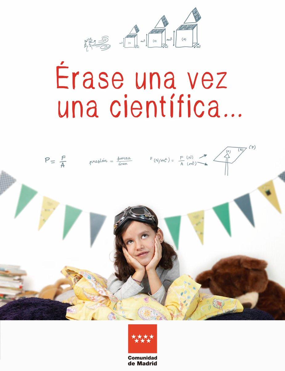 Inspirable Crea's photo on #DíaMujerYNiñaEnCiencia