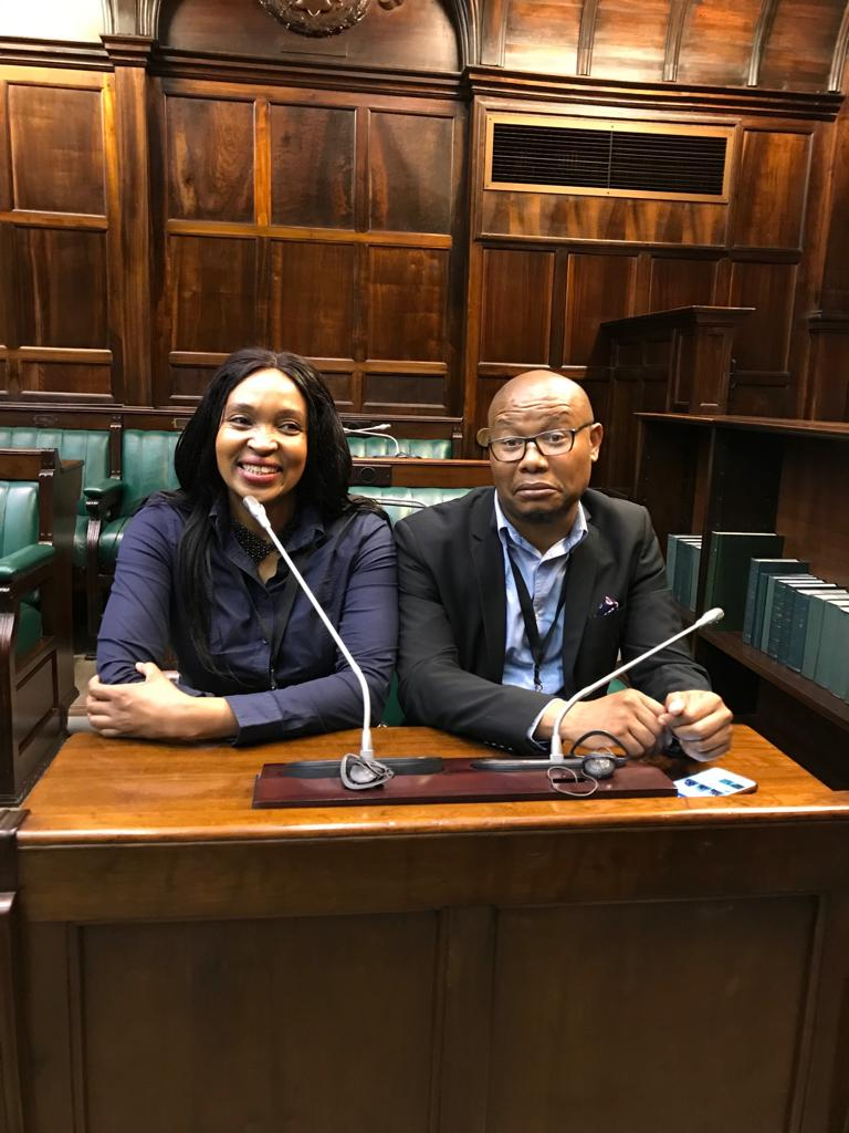 The @Mintek_RSA team is at the 4th Industrial Revolution Expo 2019 hosted by @dstgovza at the @ParliamentofRSA taking place from the 11th-15th February 2019. Visit our stand to learn about our products and services. #MZANZI4IR @Dsttviljoen