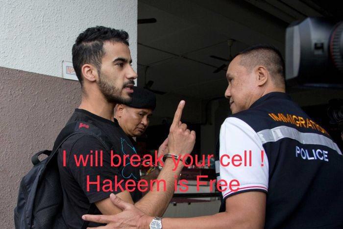 Fadhelyusuf🇧🇭's photo on #SavedHakeem