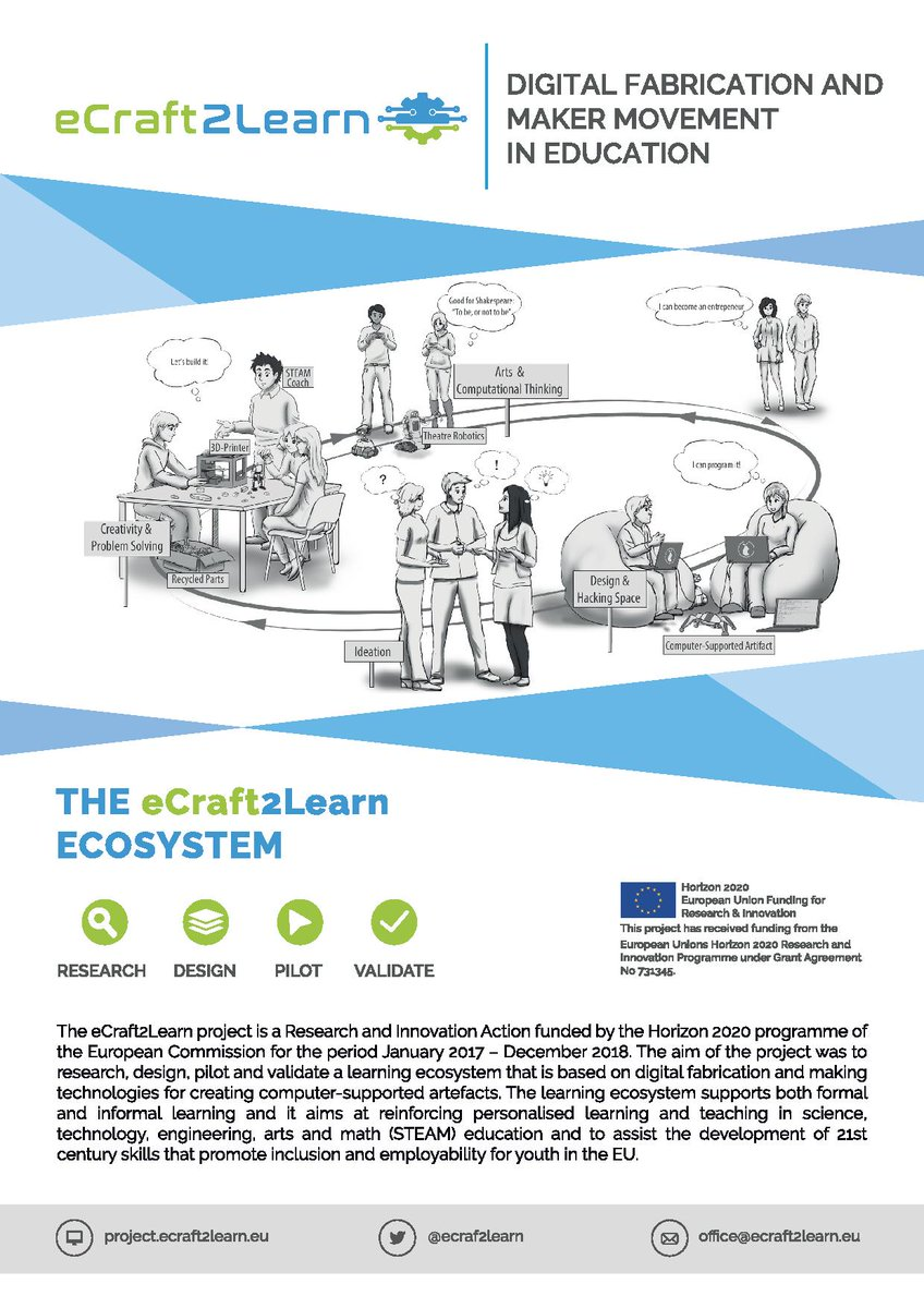 test Twitter Media - The #eCraft2Learn ecosystem in a nutshell!    To learn more and get started check our user guides:     👉https://t.co/G4DLjWM8Ge …  #edtech #MakerMovement #codingforkids https://t.co/uZXQfaFEu9