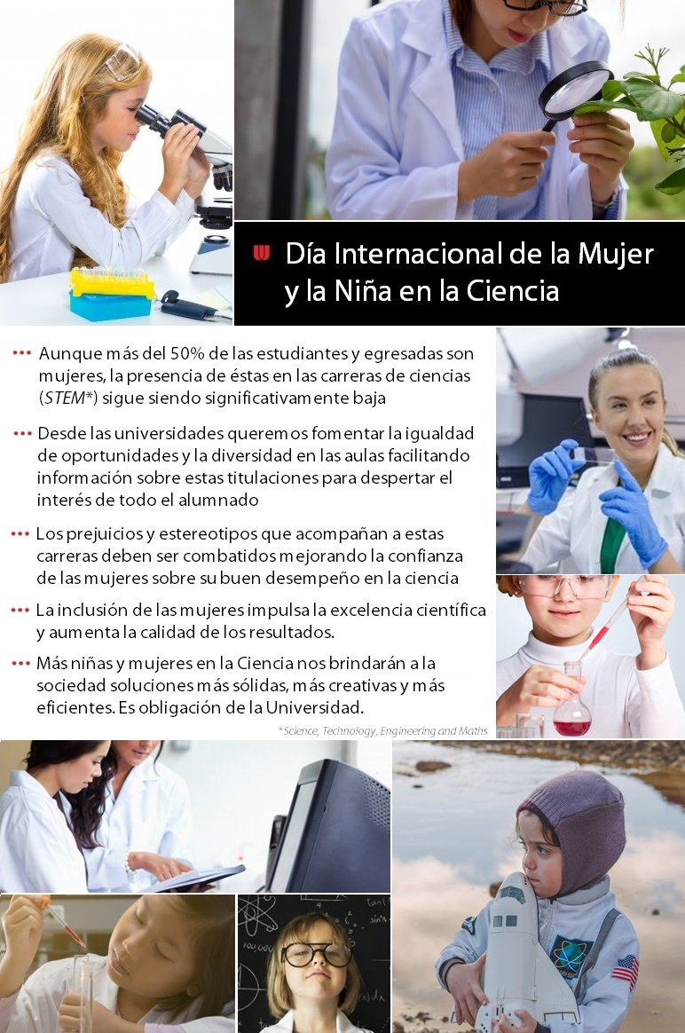 Crue Universidades's photo on #mujeresenciencia
