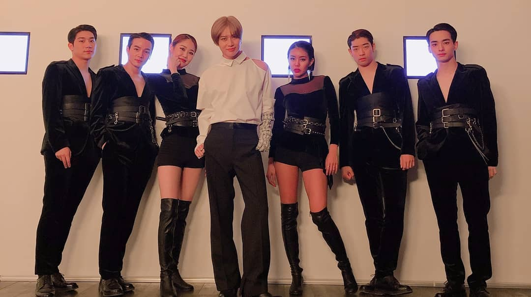 Taemin &#39; WANT&#39; dancer instagram update 190211   #TAEMtation #태민_IS_BACK_오늘오후6시 #TAEMIN #WANT #TAEMINISBACK <br>http://pic.twitter.com/KwxucEgPEY