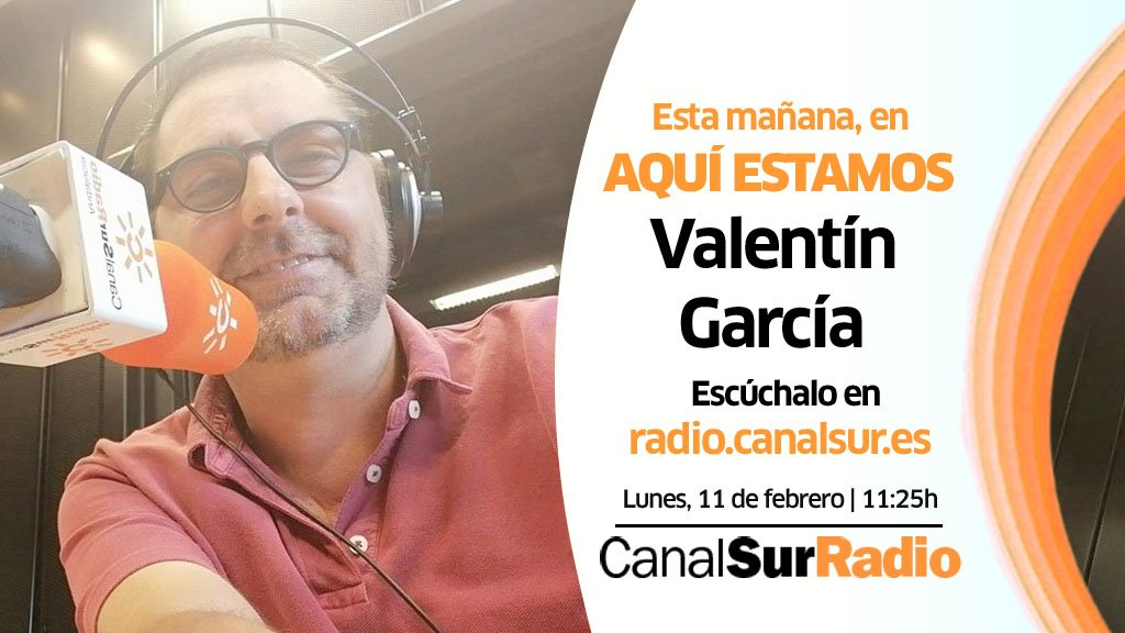 Canal Sur Radio's photo on #YoMeCuro