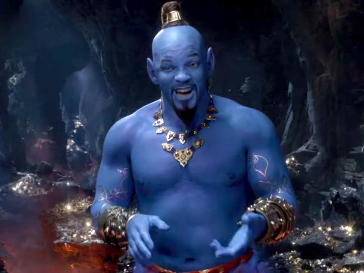 Dom Duggan's photo on #Aladdintrailer