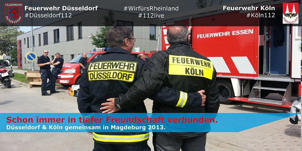 Feuerwehr Düsseldorf's photo on #düsseldorf112