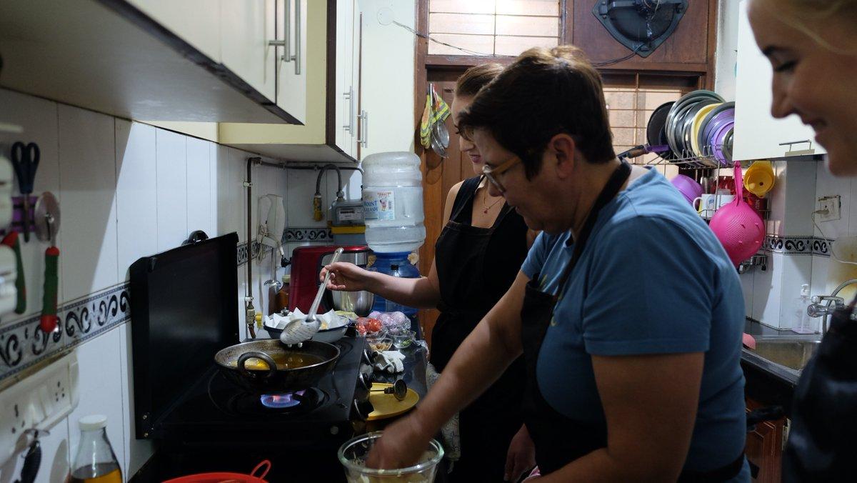 India Food Walks's photo on master chef