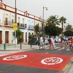 Image for the Tweet beginning: Ciclistas y no ciclistas, aquí