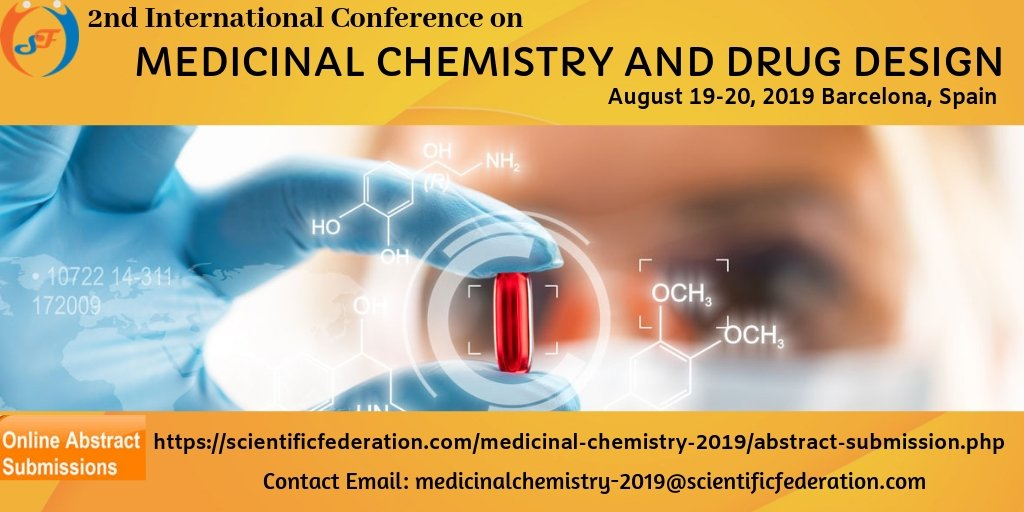 Medicinal Chemistry Conference (@SciFed_MC)   Twitter