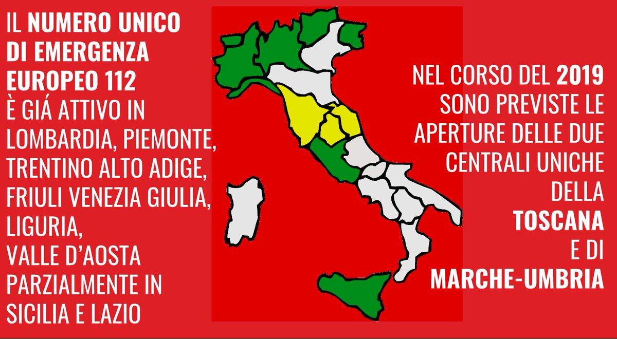 112 Italia's photo on #112Day2019