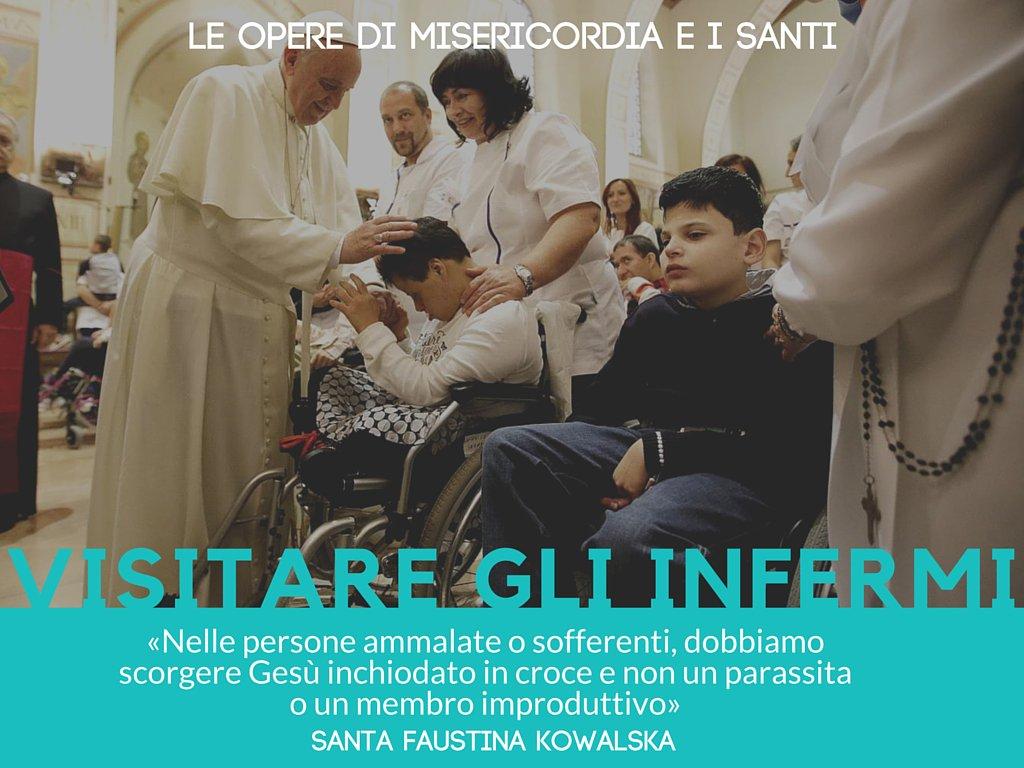 Opus Dei Italia's photo on #giornatamondialedelmalato