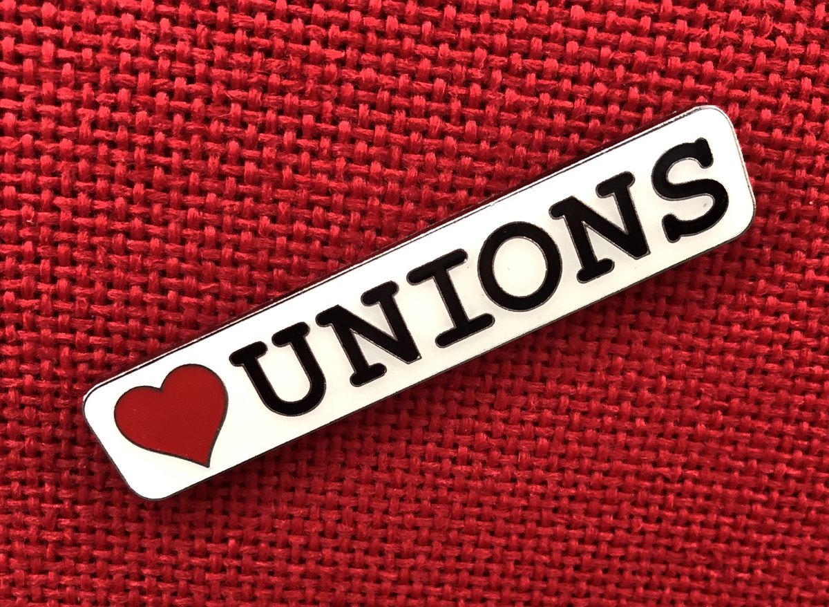 Workers Uniting's photo on #HeartUnions