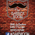 Image for the Tweet beginning: Barber room opening on the
