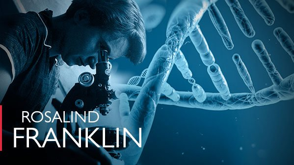 English Heritage's photo on Rosalind Franklin