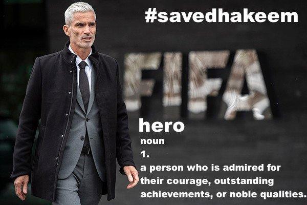 Gerard Lowrie's photo on #SavedHakeem
