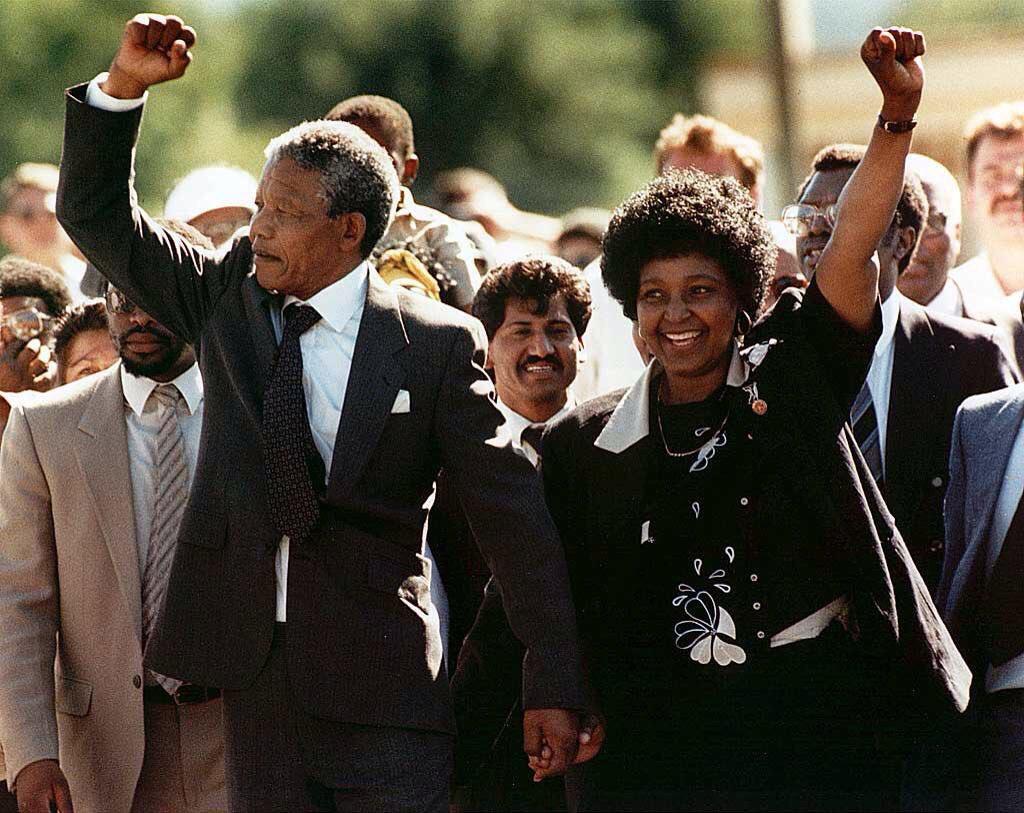 Cohérence's photo on Nelson Mandela