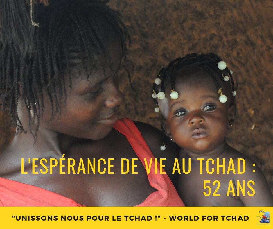World For Tchad's photo on #newweek