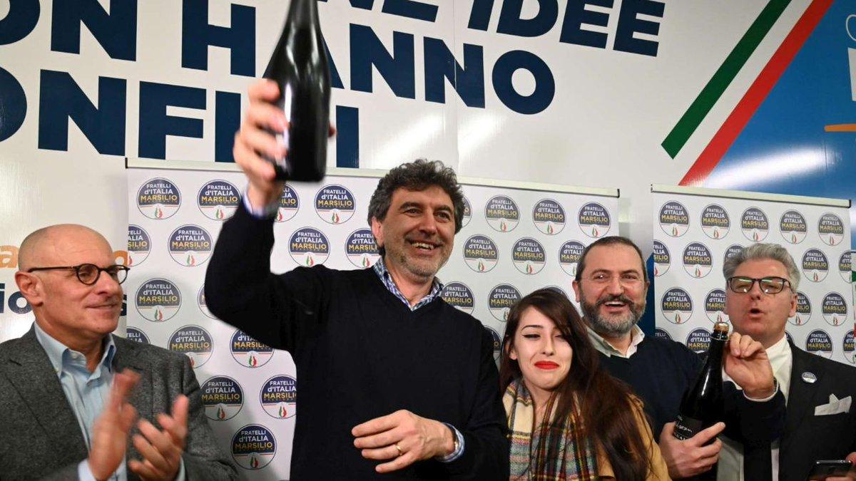 Tgcom24's photo on Marco Marsilio