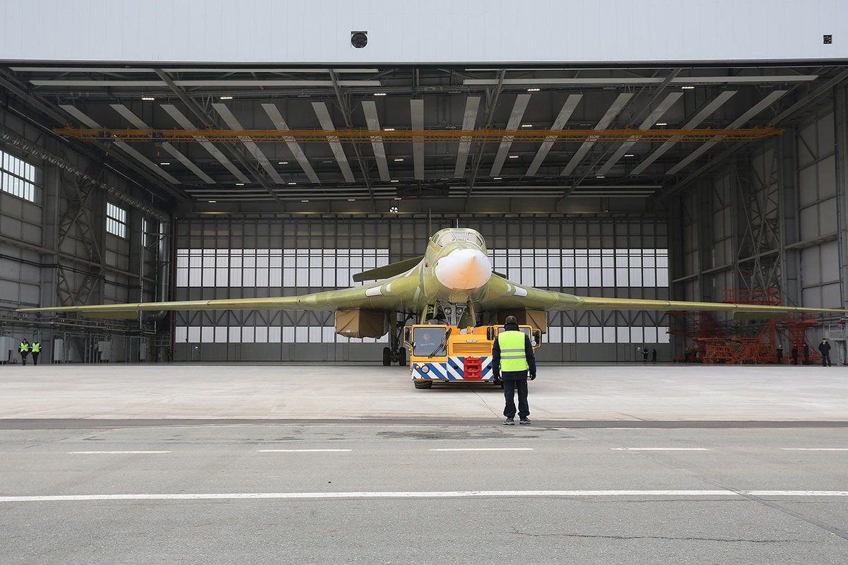 http://www.portaledifesa.it/index~phppag,3_id,2823.html… new #russian #TU160M2 bomber is set to put into service in #2021 @AirRecognition @And_Mottola @Gabriel64869839 @GermanoDottori