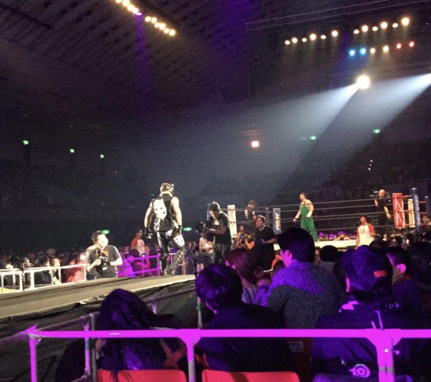 魂込めて!新日本プロレス!!'s photo on ライガー