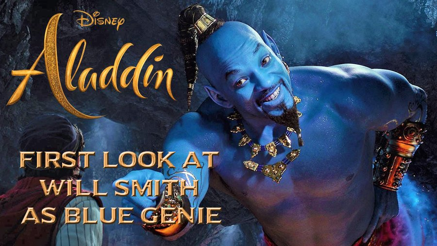 Disney Dave's photo on #Aladdintrailer