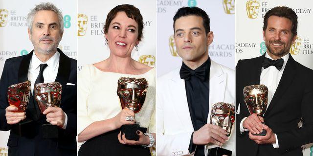 ELLE España's photo on Premios Bafta