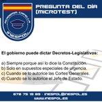 Image for the Tweet beginning: Pregunta sobre un órgano que