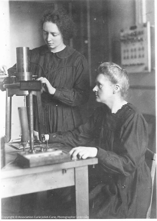 The Nobel Prize's photo on marie curie