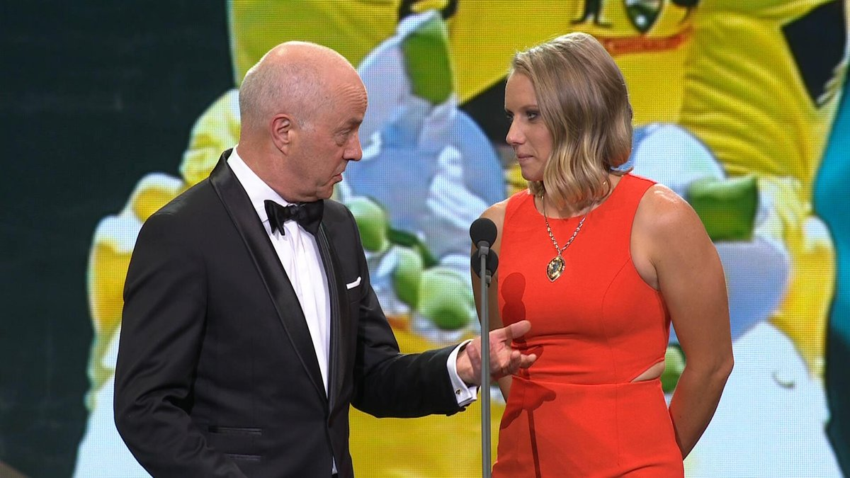 Fox Cricket's photo on Australian Cricket Awards