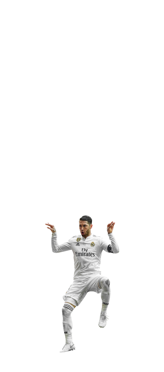 ⬆️ Swipe up to make Ramos fly with his ehm.. interesting celebration